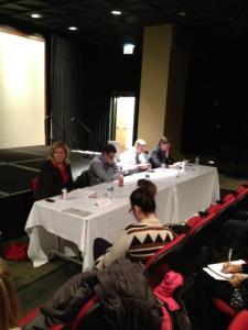 SPJ FOIA Panel Photo