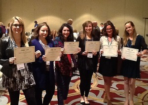 SPJ Region 5 MOE Awards Photo