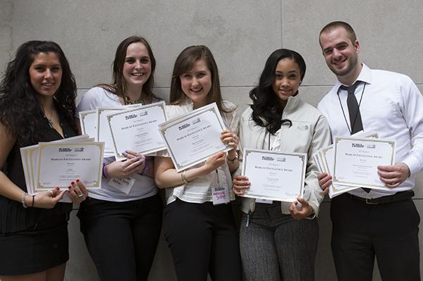 SPJ Region 5 Awards Photo