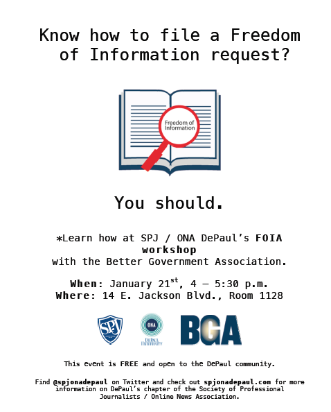 FOIA Workshop